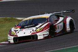 #88 マネパ ランボルギーニ GT3(平峰一貴)