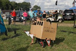 Jack Harvey, Meyer Shank Racing con SPM Honda, con i pirati del Mid-Ohio