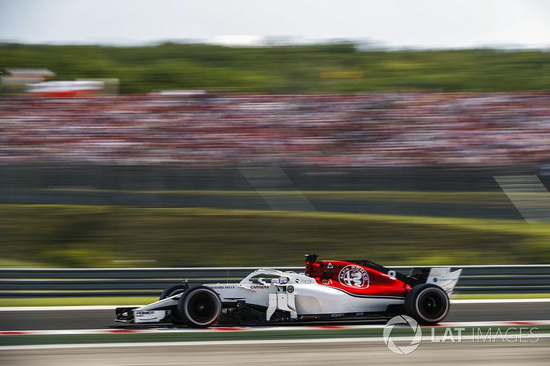 15e : Marcus Ericsson (Sauber)