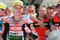 Pole position pour Fabio Quartararo, Speed Up Racing Moto2