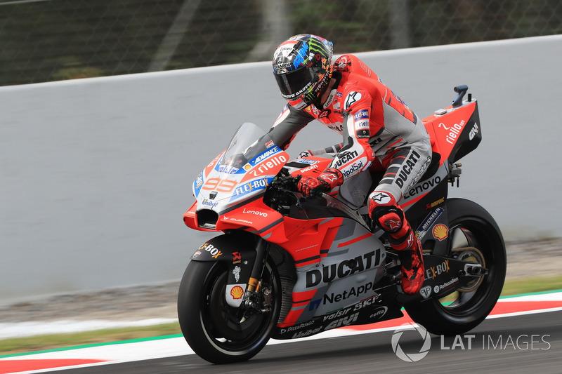 GP di Catalogna - Jorge Lorenzo