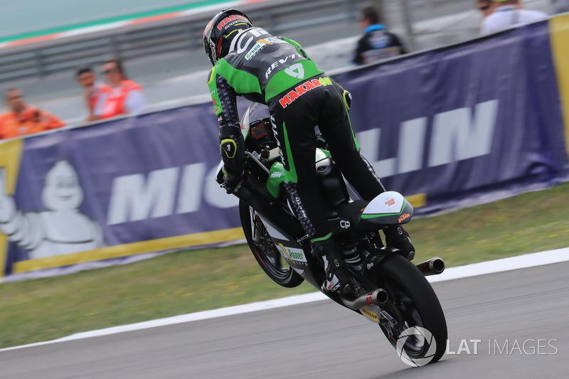 Moto3, VII этап, Барселона