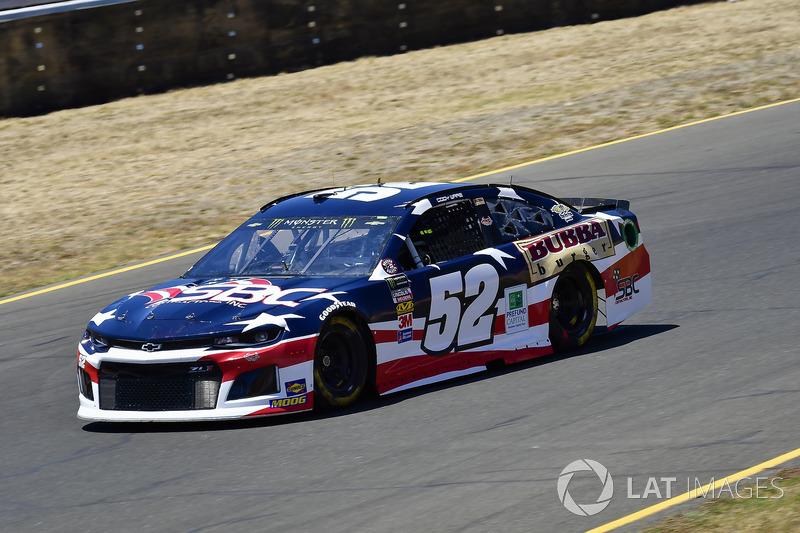 38. Cody Ware, Rick Ware Racing, Chevrolet CamaroSBC Contractors