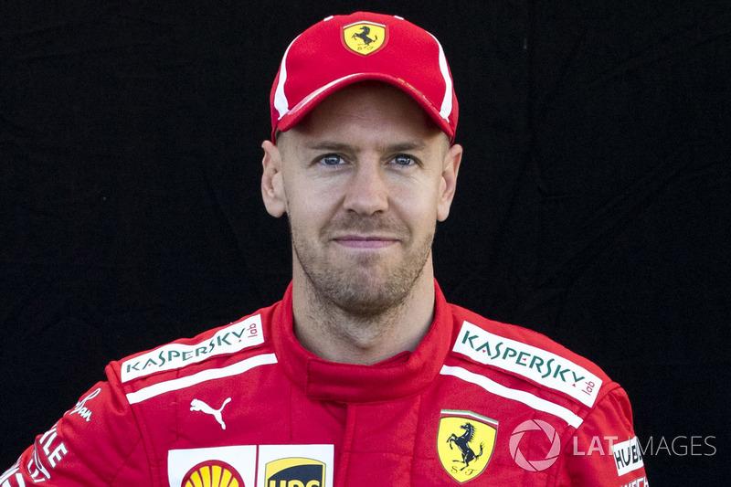 Sebastian Vettel, Ferrari (Sigue)