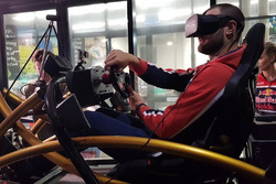 Shane van Gisbergen, Triple Eight Race Engineering puts the simulator to the test