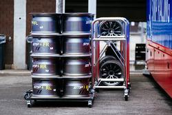 SMP Racing wheel rim