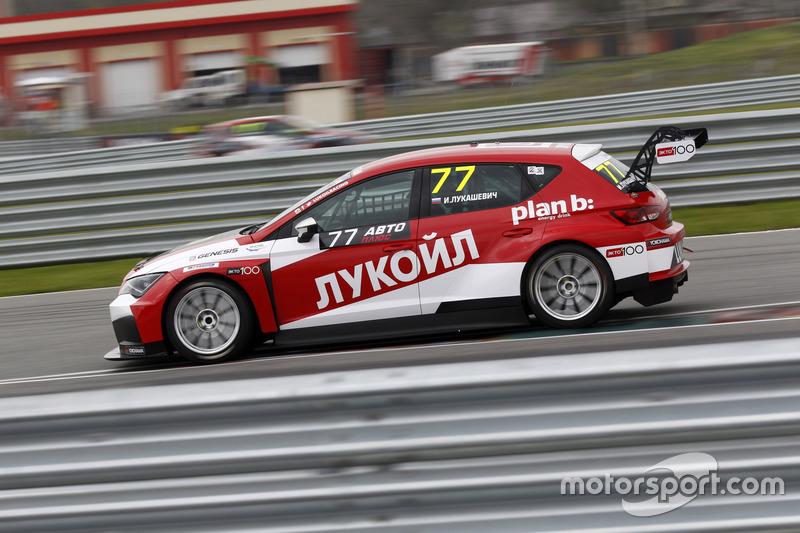 Ivan Lukashevich, Lukoil Racing, SEAT Leon TCR DSG