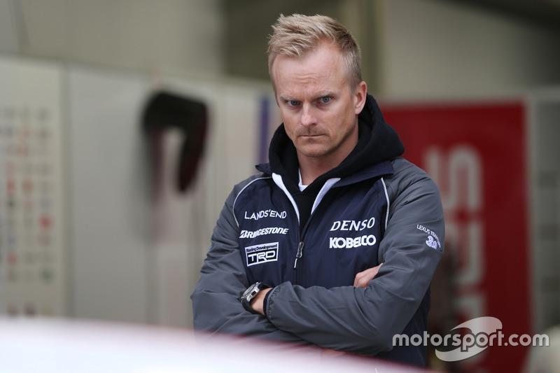 Heikki Kovalainen, #39 DENSO KOBELCO SARD LC500