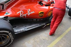 Piso Ferrari SF71H