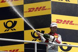 Podyum: Mike Rockenfeller, Audi Sport Team Phoenix