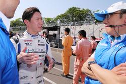 小林可夢偉(carrozzeria Team KCMG)