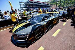 Pantalla de seguimiento de Renault