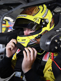Brandon Jones, Joe Gibbs Racing, Toyota Camry Toyota Menards Jeld-Wen