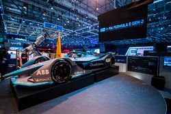 Formula E Gen2 unveil
