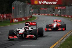 Дженсон Баттон, McLaren MP4/25
