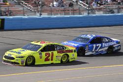 Paul Menard, Wood Brothers Racing, Ford Fusion Menards / Dutch Boy, Ricky Stenhouse Jr., Roush Fenwa