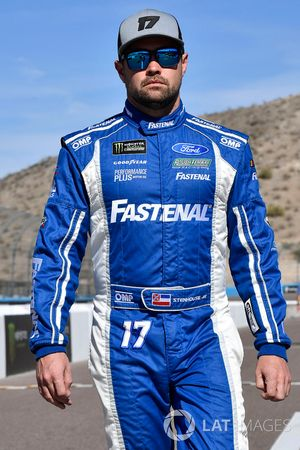 Ricky Stenhouse Jr., Roush Fenway Racing, Ford Fusion Fastenal