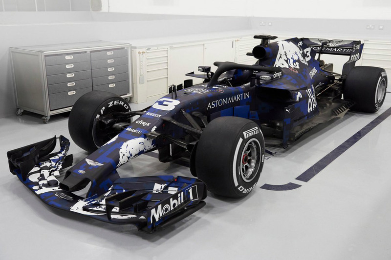 Red Bull-TAG Heuer RB14