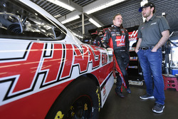 Cole Custer, Stewart-Haas Racing with Biagi-Denbeste Racing, Haas Automation Ford Mustang y Chase Br