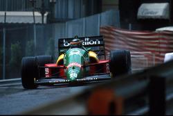 Тьерри Бутсен, Benetton