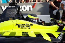 Sébastien Bourdais, Dale Coyne Racing with Vasser-Sullivan Honda rientra dopo aver conquistato la pole position