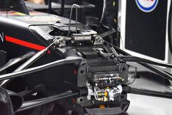 Parte delantera del RB14 de Red Bull Racing