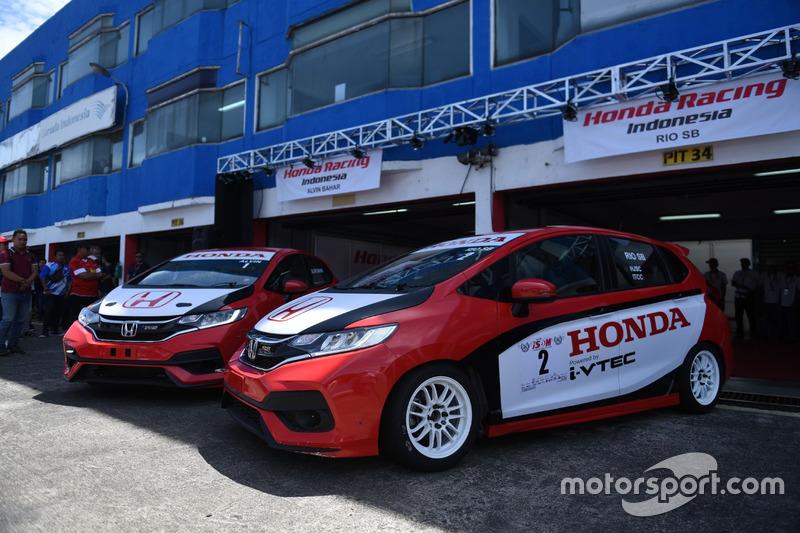 Peluncuran Honda Racing Indonesia