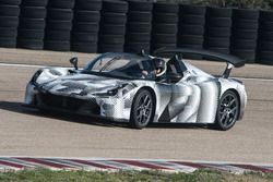 Test de la Dallara Stradale