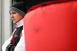 #18 KÜS Team75 Bernhard Porsche GT3 R: Matteo Cairoli