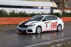 Yiğit Timur, Fatih Kara, Fiat Egea yarış aracı