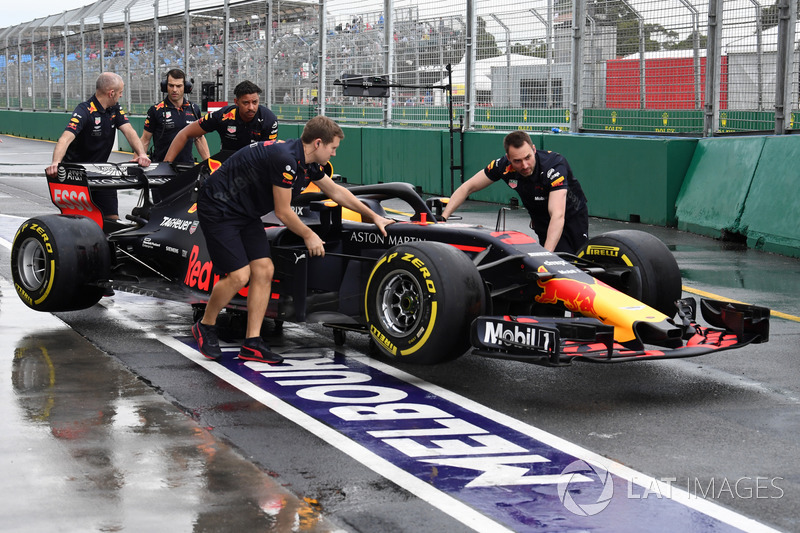 5º Red Bull con Verstappen en Australia (2.15)