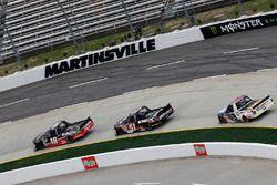 Noah Gragson, Kyle Busch Motorsports, Toyota Tundra Safelite Harrison Burton, Kyle Busch Motorsports