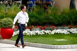 Pierre Guyonnet-Duperat, Formula One Deputy Media Delegate at the FIA