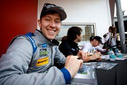 #14 3GT Racing Lexus RCF GT3: Philipp Frommenwiler