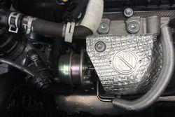 Il turbo della Suzuki Swift RS