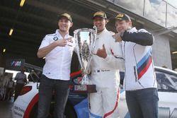 Pole de #43 BMW Team Schnitzer BMW M6 GT3: Augusto Farfus, Chaz Mostert, Marco Wittmann