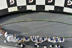 #67 Chip Ganassi Racing Ford GT, GTLM: Ryan Briscoe, Richard Westbrook, Scott Dixon, #66 Chip Ganass