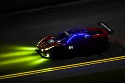 Билл Суидлер, Таунсед Белл, Фрэнки Монтекальво, Сэм Бёрд, Scuderia Corsa, Ferrari 488 GT3 (№64)