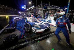 #44 Magnus Racing Audi R8 LMS GT3, GTD: John Potter, Andy Lally, Andrew Davis, Markus Winkelhock, pi