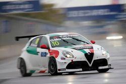 Gianni Morbidelli, Team Mulsanne Alfa Romeo Giulietta TCR