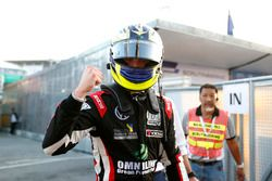Pole position per Joel Eriksson, Motopark with VEB, Dallara Volkswagen