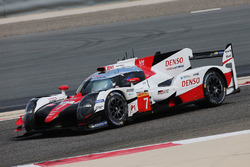 #7 Toyota Gazoo Racing Toyota TS050-Hybrid: Thomas Laurent, Mike Conway