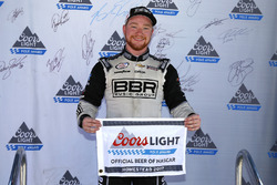 Tyler Reddick, Chip Ganassi Racing Chevrolet pole award