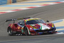#51 AF Corse Ferrari 488 GTE: Alfonso Celis Jr., , Miguel Molina