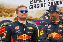 David Coulthard and Daniel Ricciardo