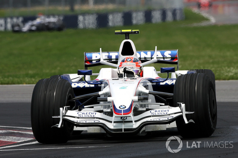 Robert Kubica: 97 Grand Prix'nin 47'sinden puanla ayrıldı