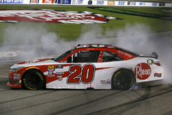 Race winner Christopher Bell, Joe Gibbs Racing, Toyota