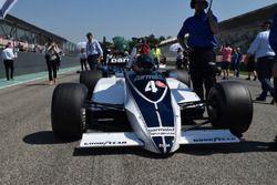 Classic Brabham F1