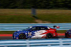 #12 eEuroparts.com Racing, Audi RS3 LMS TCR, TCR: Tom O'Gorman, Kenton Koch