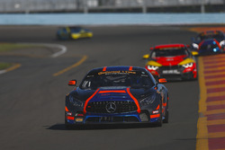 #4 Team TGM, Mercedes-AMG, GS: Ted Giovanis, Guy Cosmo, Ted Giovanis